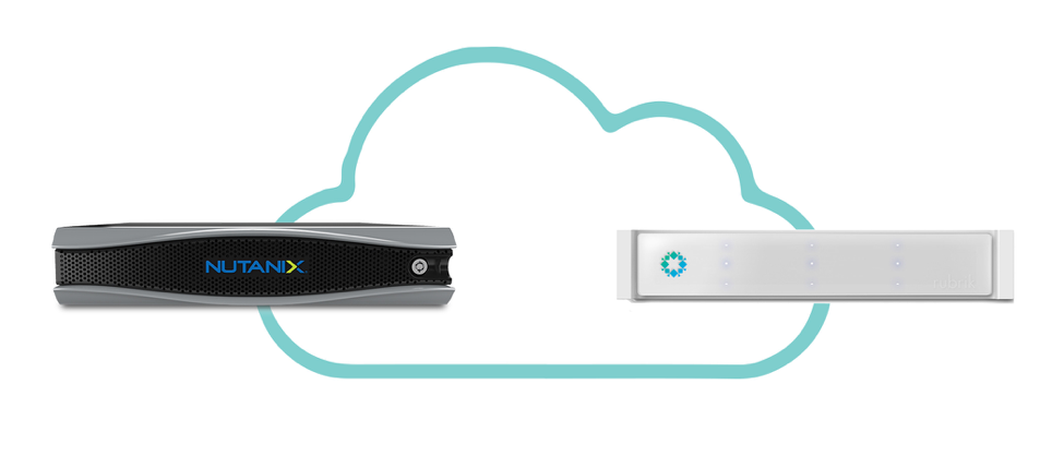 Nutanix and Rubrik in the Cloud